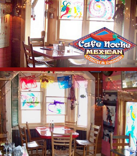 Local Restaurants Near Me: CONWAY NH RESTAURANT CELEBRATES 20 YEARS Cafe Noche