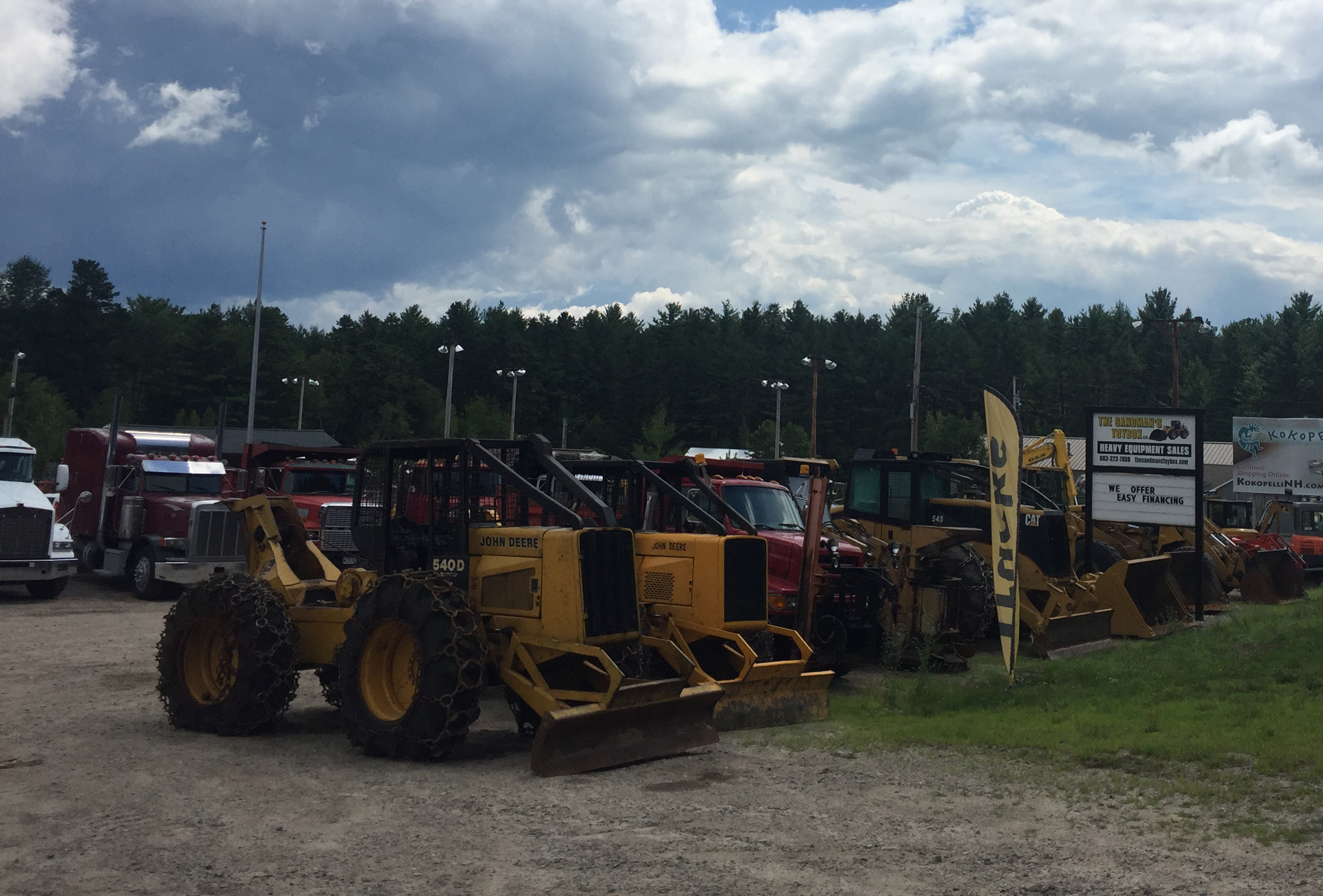 used forestry equipment for sale in new hampshire used forestry equipment for sale in nh local. Black Bedroom Furniture Sets. Home Design Ideas