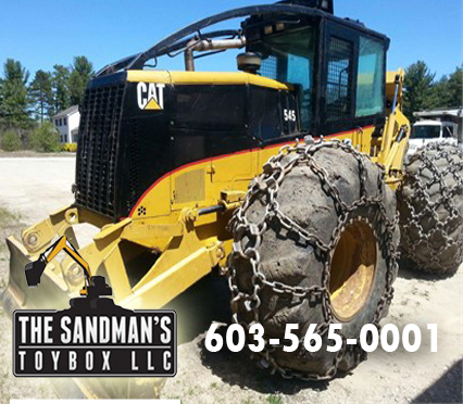 USED FORESTRY EQUIPMENT FOR SALE IN NEW HAMPSHIRE used