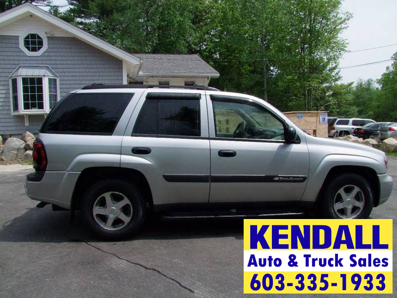 used chevy trailblazer in barrington nh trailblazer ls 4wd 4dr suv for sale in barrington nh. Black Bedroom Furniture Sets. Home Design Ideas