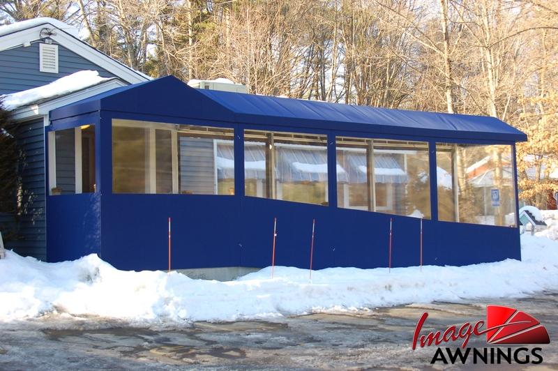 Awnings North Conway Nh Image Awnings Installation In
