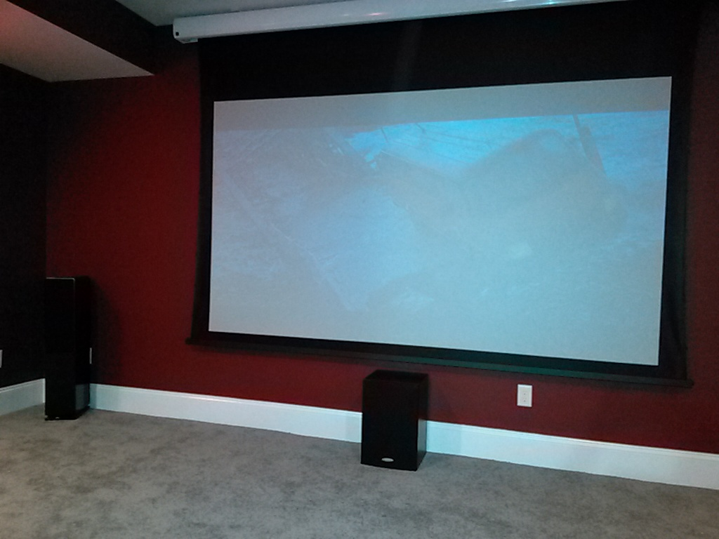 HOME THEATER YORK MAINE Home Theater Install In York ME - Tamworth ...